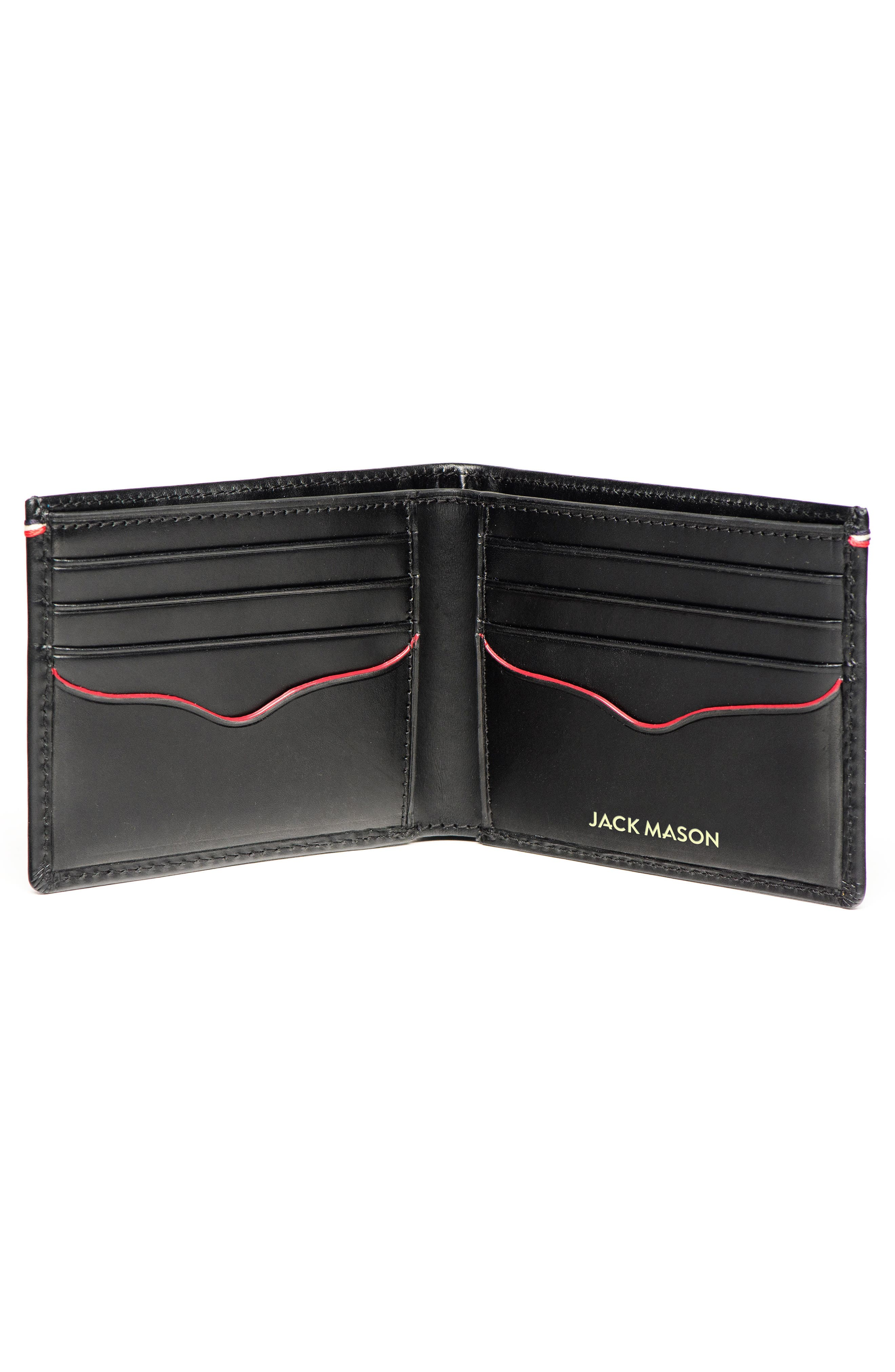,                             Vacchetta Lux Leather Bifold Wallet,                             Alternate thumbnail 2, color,                             001