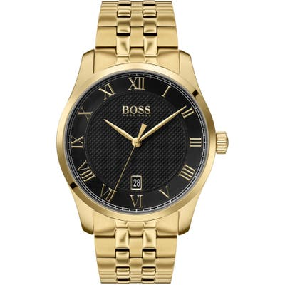 Boss Master Classic Bracelet Watch, 41Mm
