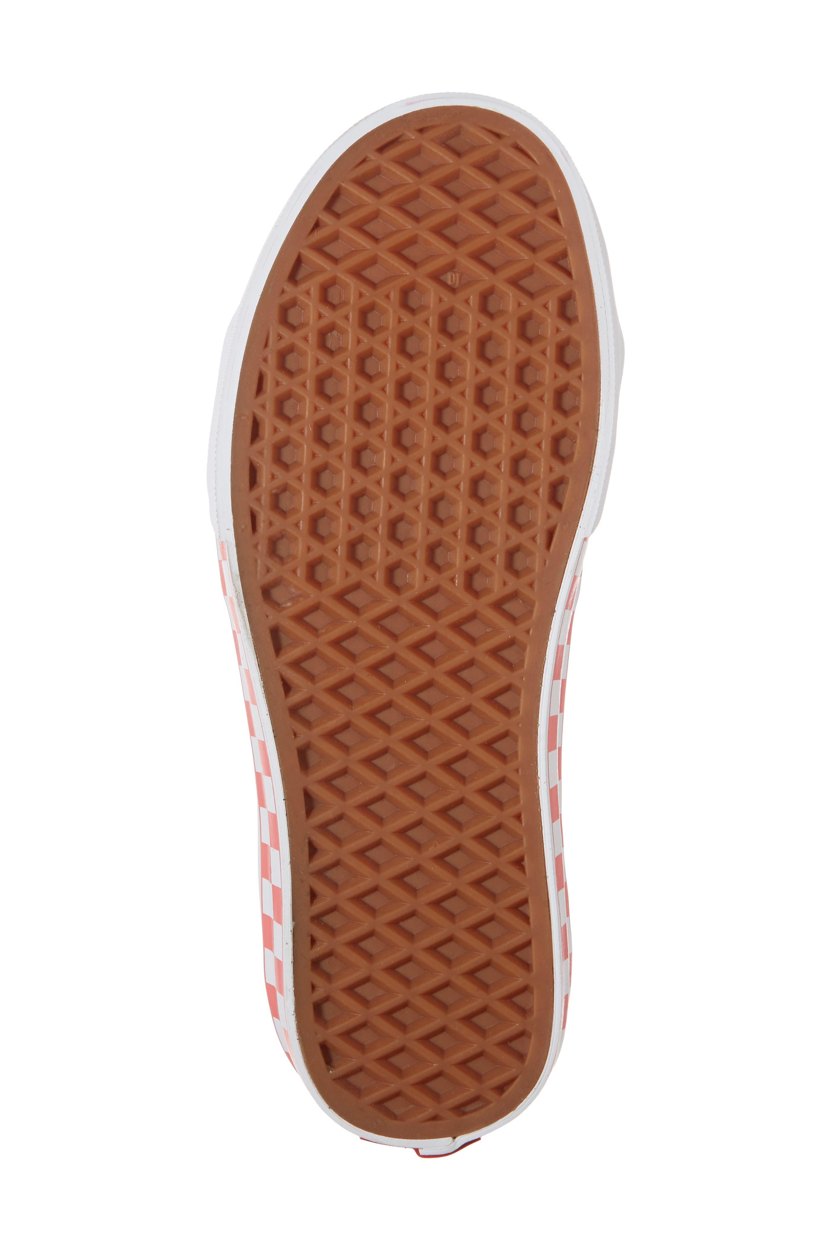 ,                             Sk8-Hi Checker Sneaker,                             Alternate thumbnail 28, color,                             950