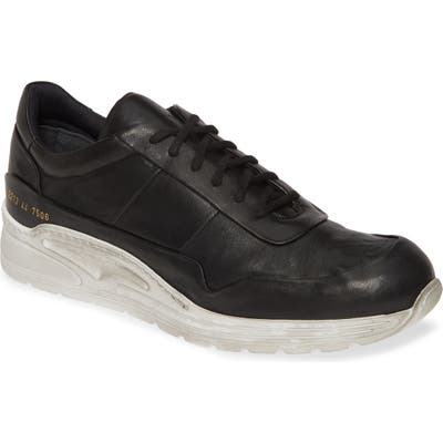 Common Projects Cross Trainer Sneaker, Black