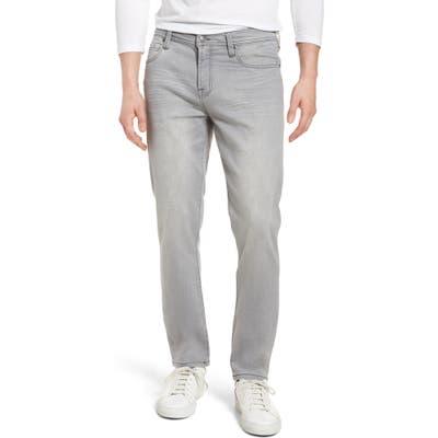 Liverpool Kingston Slim Straight Leg Jeans, Grey
