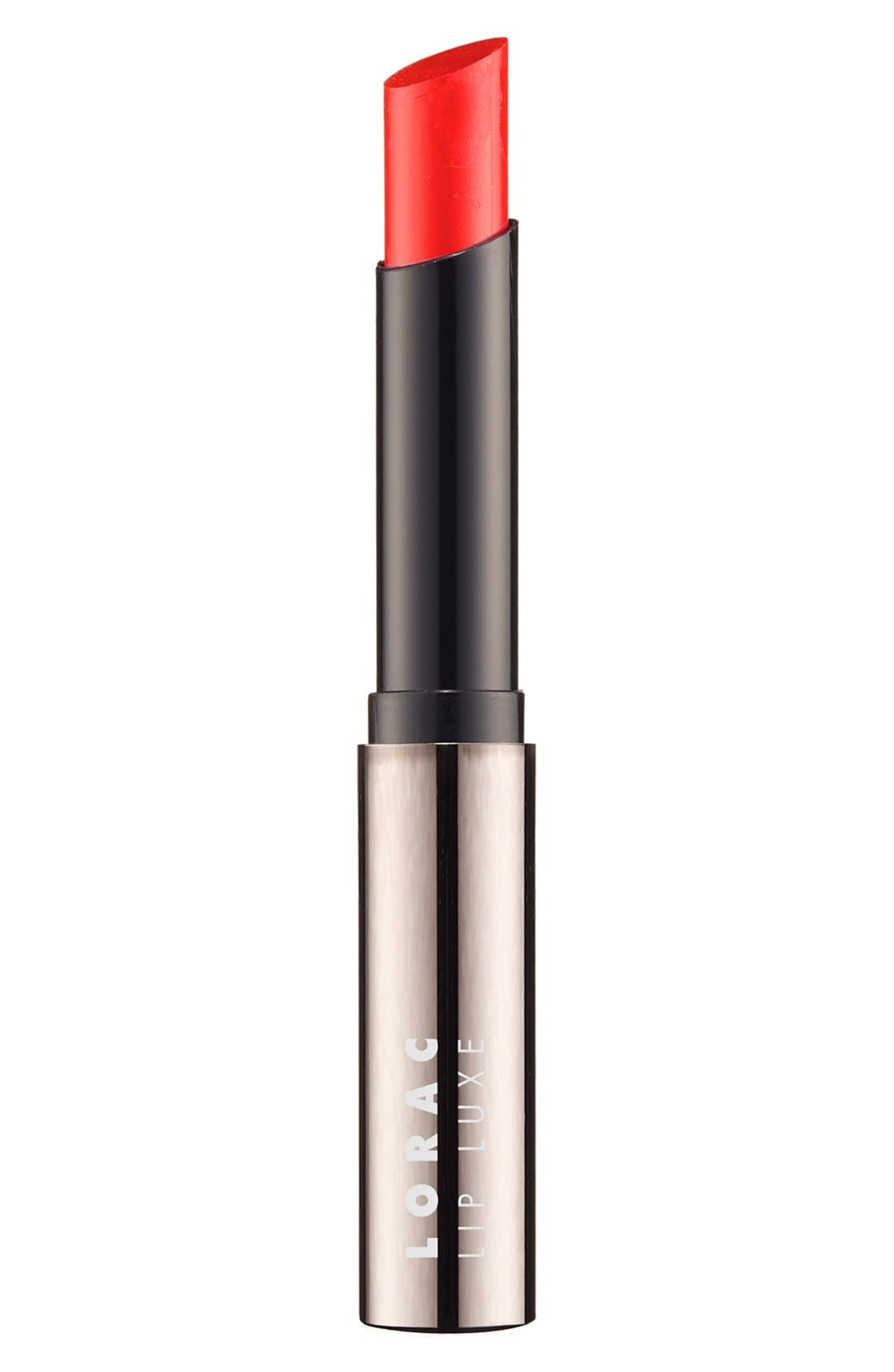 'Lip Luxe' 8-Hour Lip Color, Main, color, 600