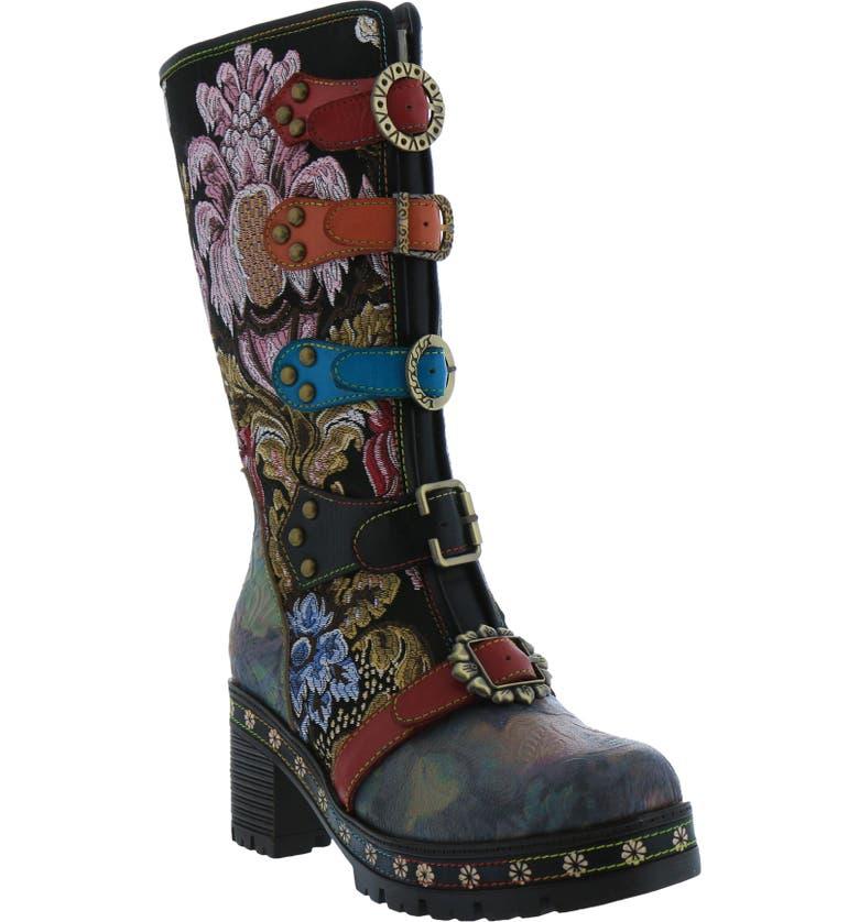 L'ARTISTE Brazen Boot, Main, color, 009