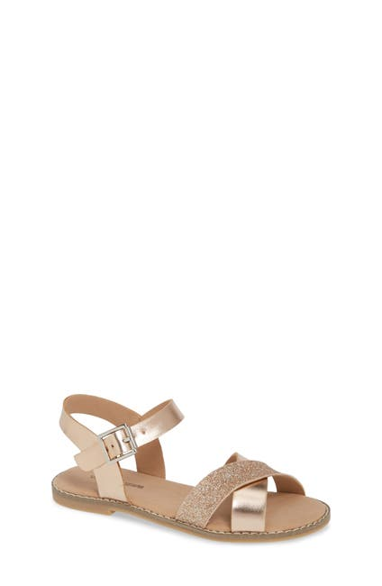 Image of Tucker + Tate Arya Cross Strap Sandal