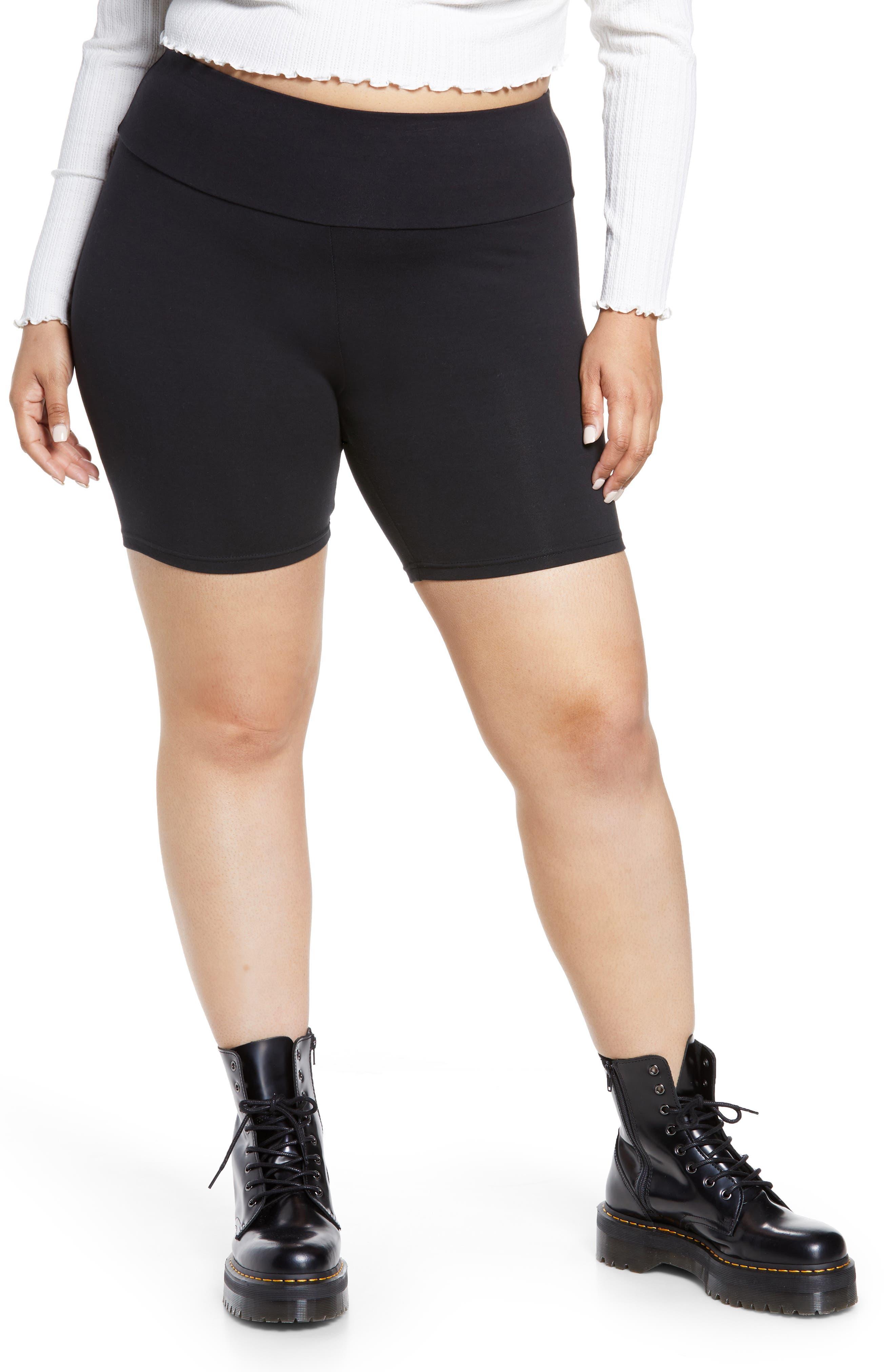 Elin High Waist Biker Shorts