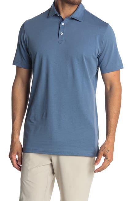 Image of Peter Millar Ace Pique Polo Shirt