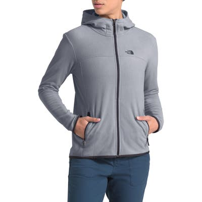 The North Face Tka Glacier Hooded Jacket, Grey