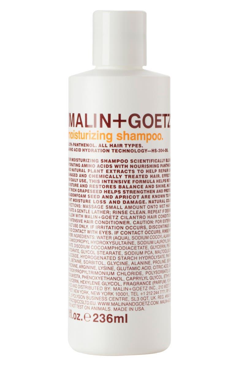 MALIN+GOETZ Moisturizing Shampoo, Main, color, NO COLOR