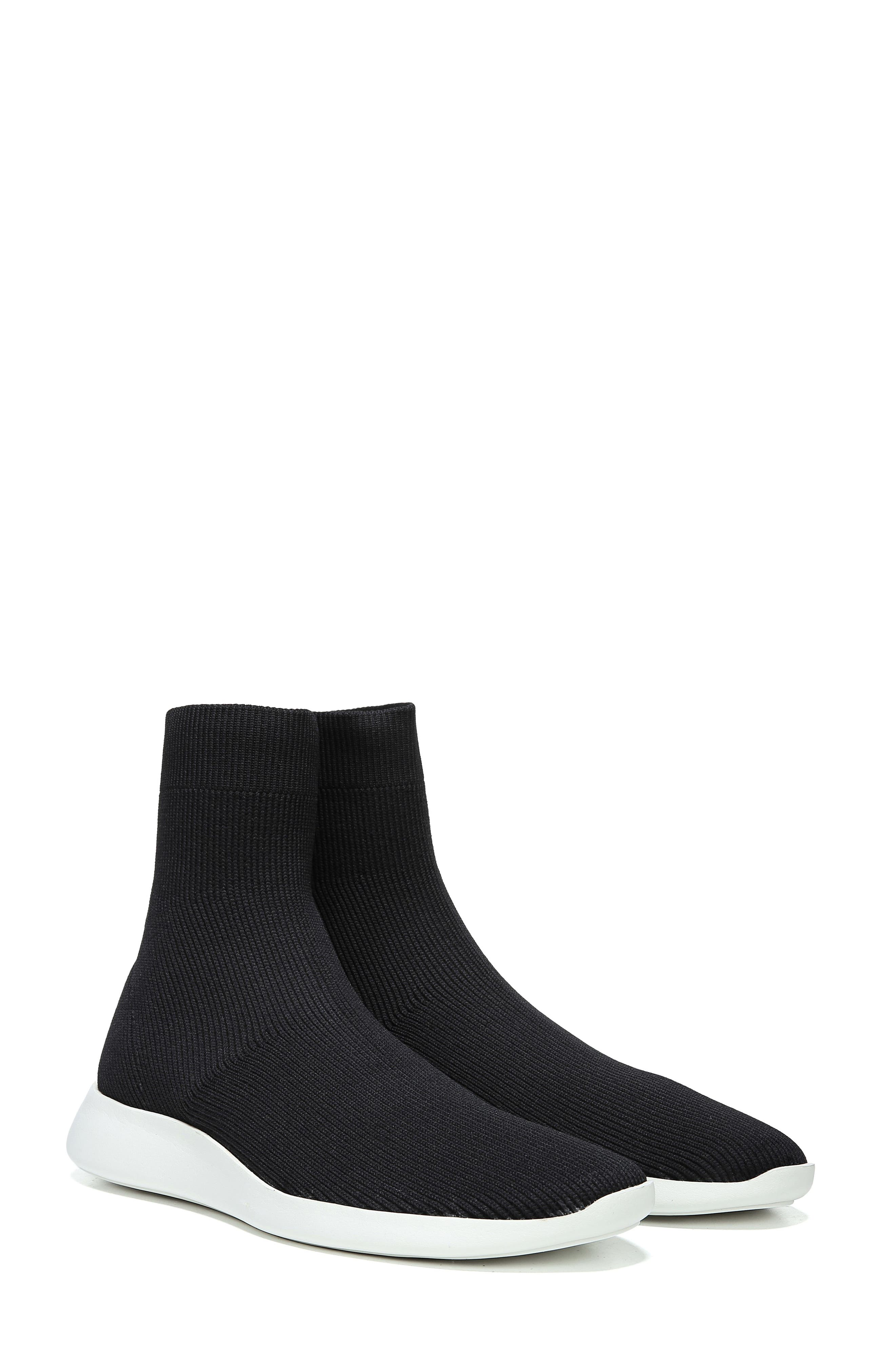 Vince | Abbot Leather Sock Sneaker