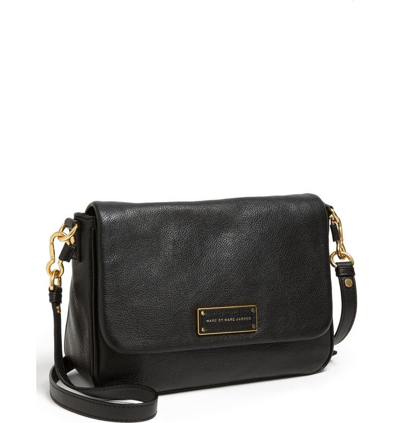 MARC JACOBS MARC BY MARC JACOBS 'Too Hot to Handle - Lea' Crossbody Bag, Main, color, 001
