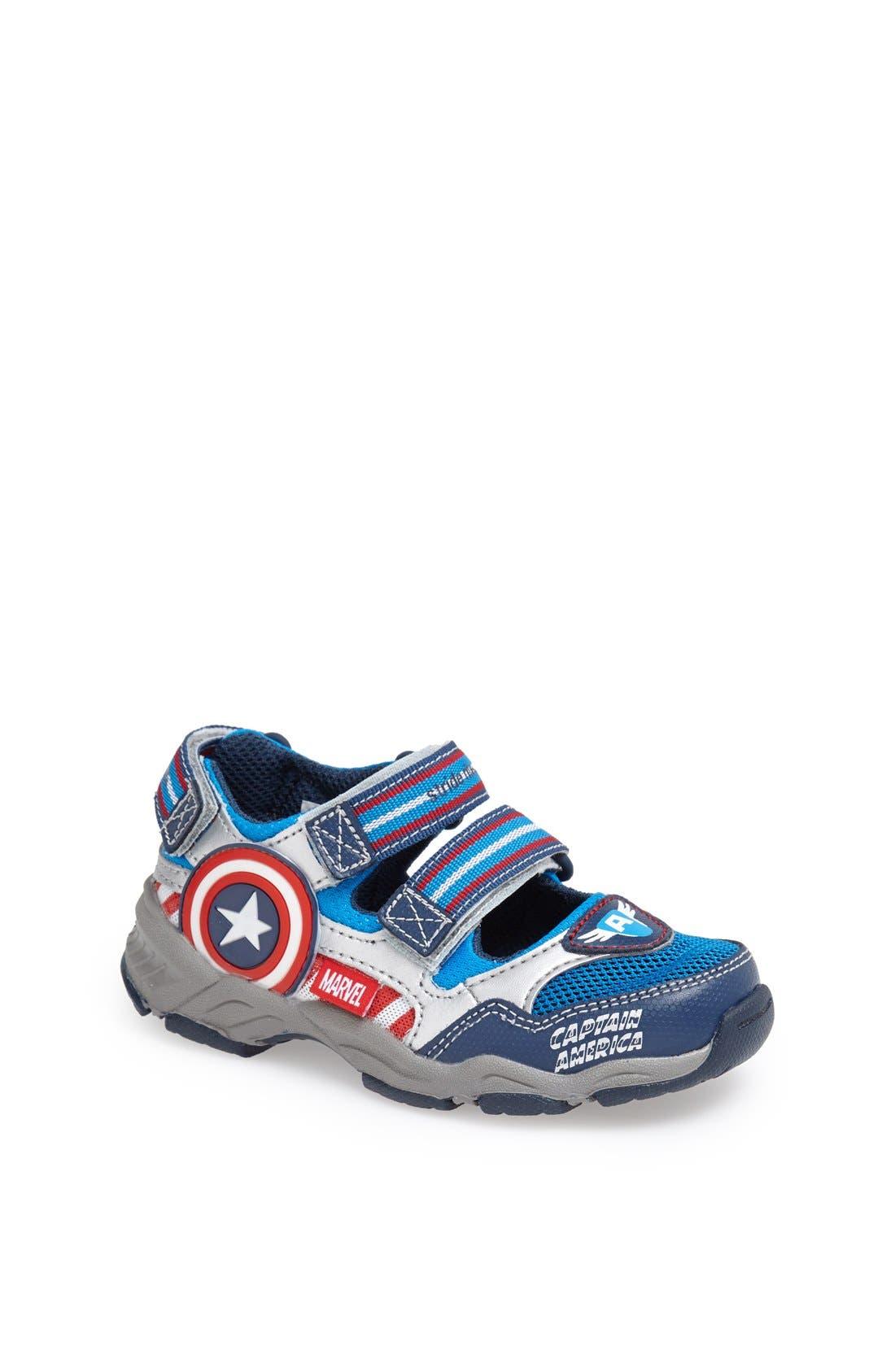 Stride Rite 'Captain America™' Light
