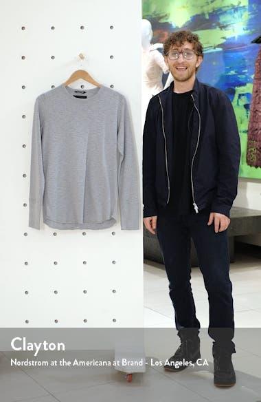 Slub Crewneck Sweater, sales video thumbnail