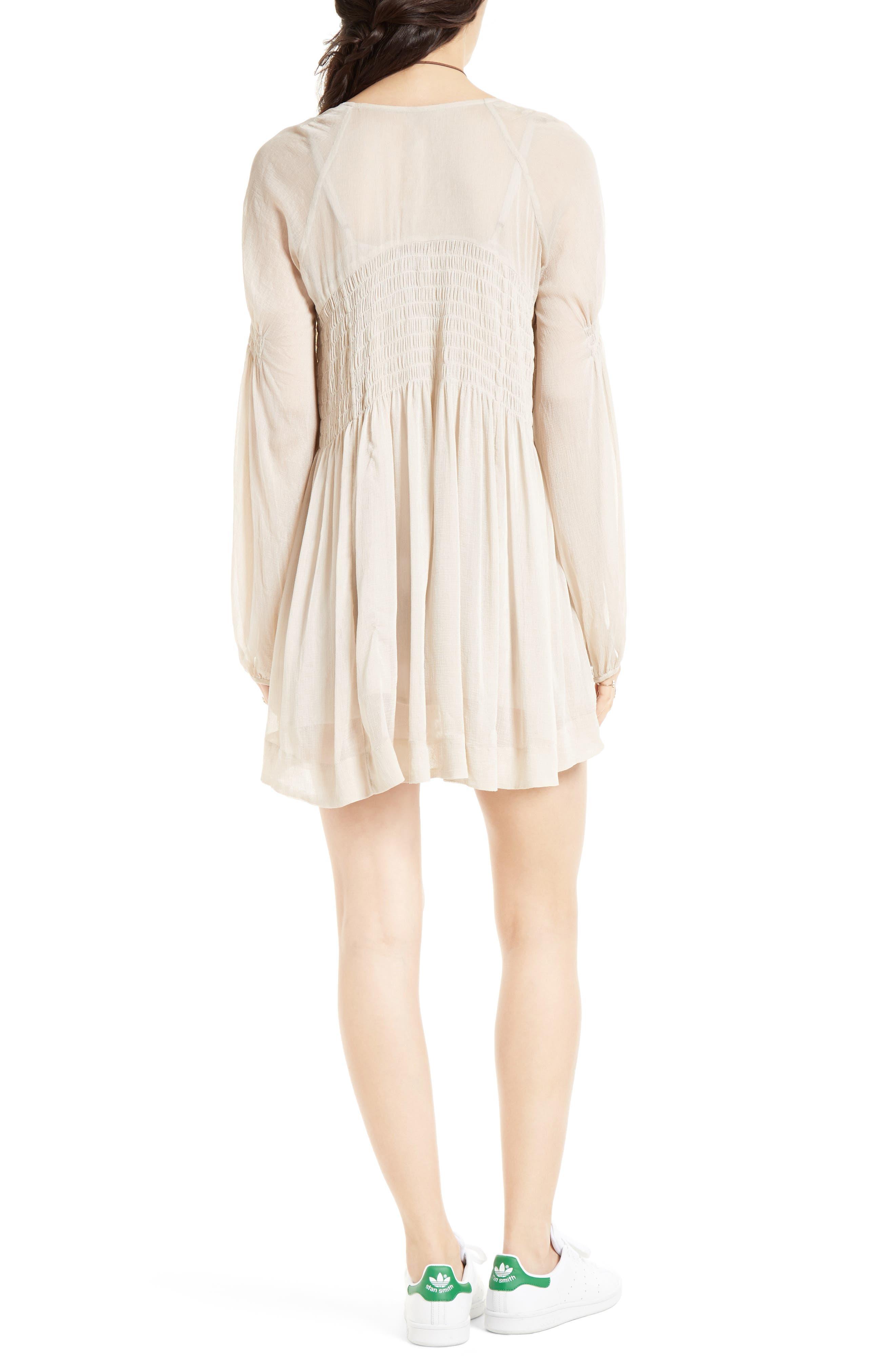 ,                             Lini Babydoll Dress,                             Alternate thumbnail 2, color,                             030