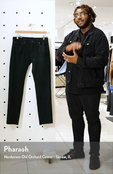 511<sup>™</sup> Slim Fit Five Pocket Corduroy Pants, sales video thumbnail