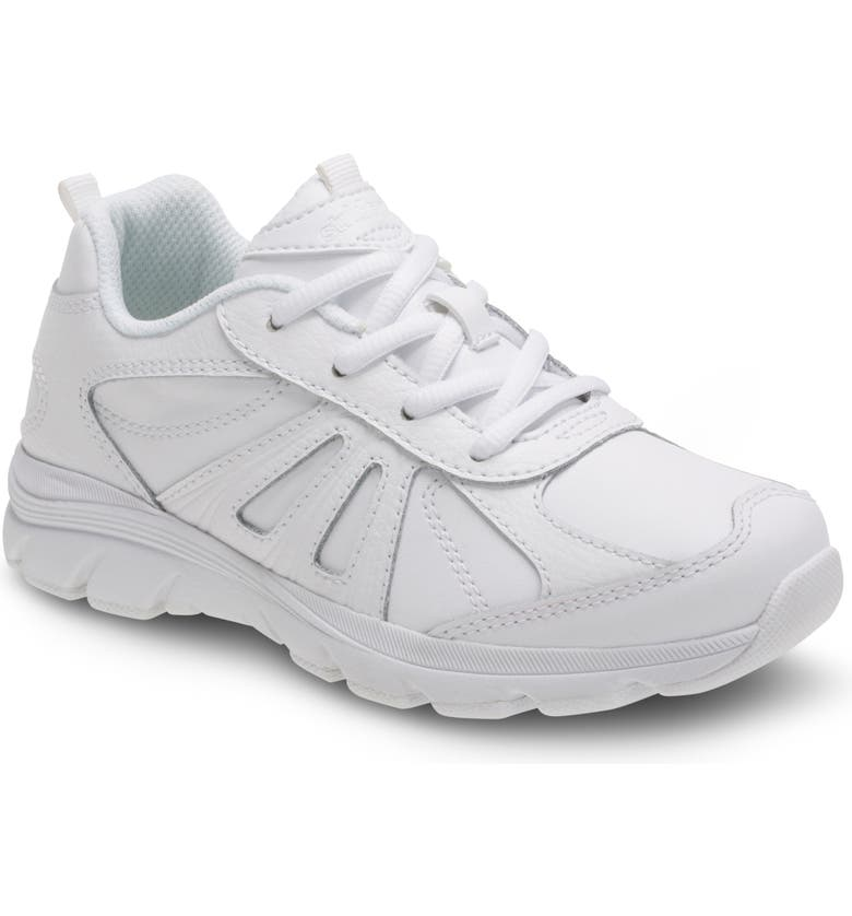 STRIDE RITE Cooper 2.0 Sneaker, Main, color, WHITE
