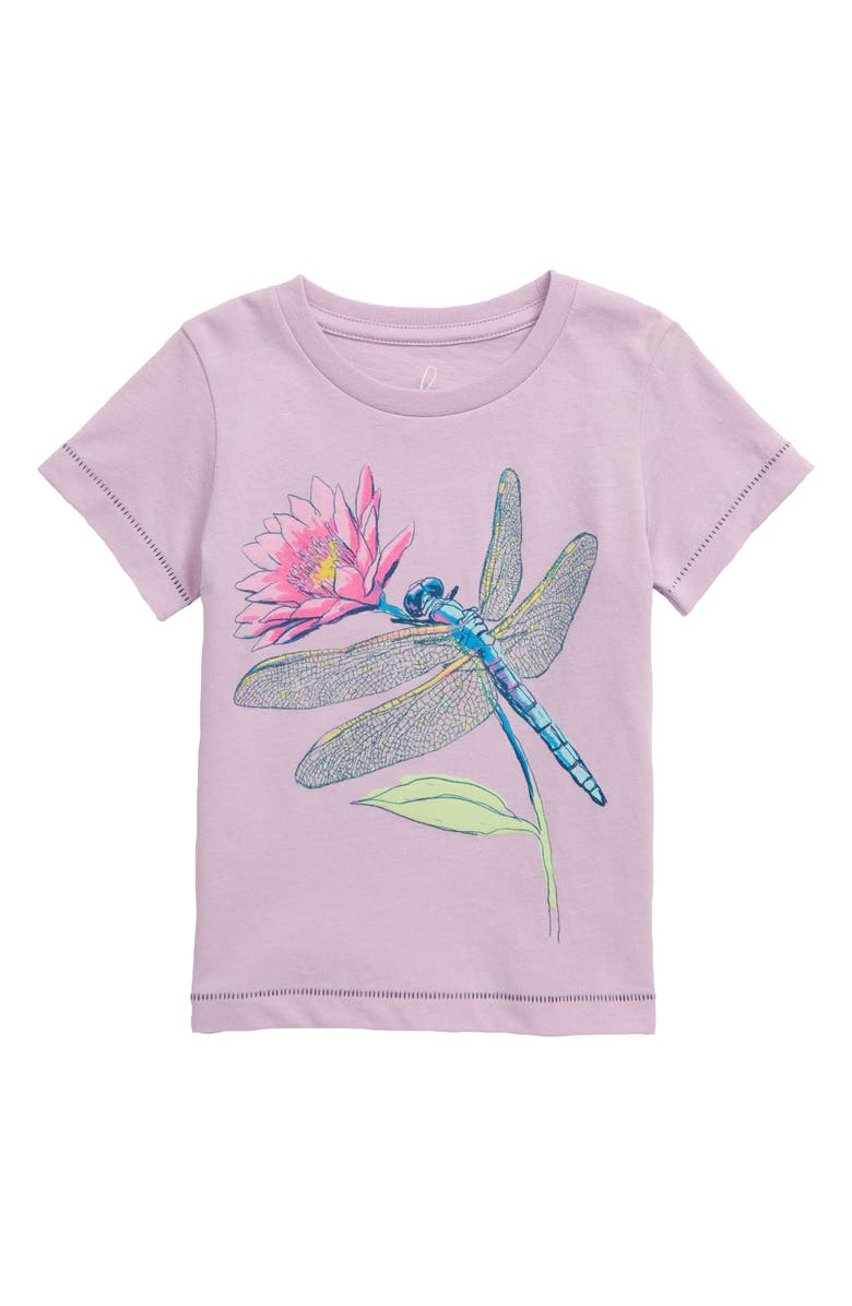 PEEK AREN'T YOU CURIOUS Dragonfly Graphic Tee, Main, color, 515