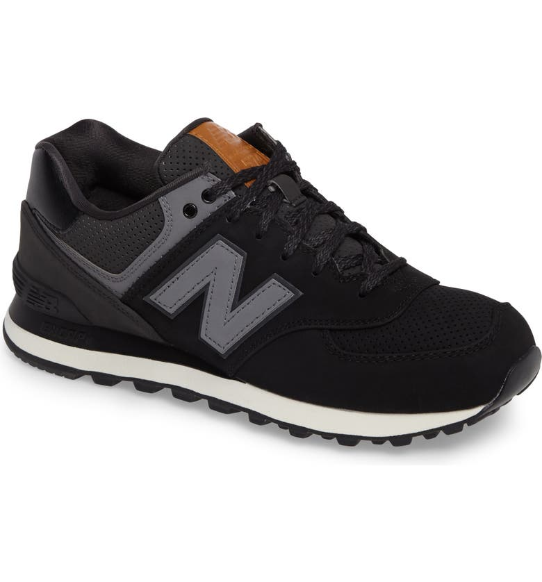 NEW BALANCE 574 Outdoor Sneaker, Main, color, 002