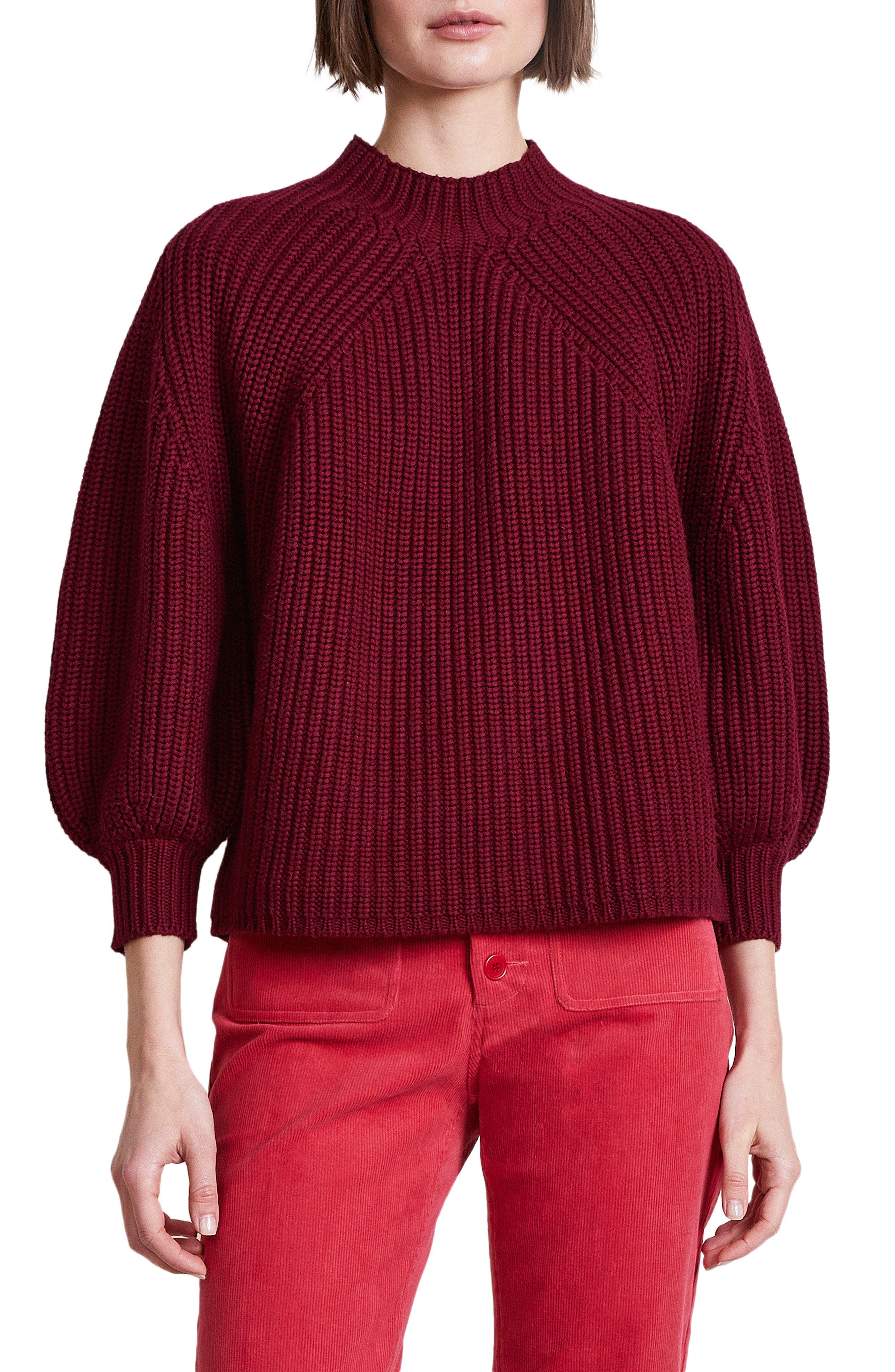 Eco Nueva Merel Organic Cotton & Cashmere Sweater
