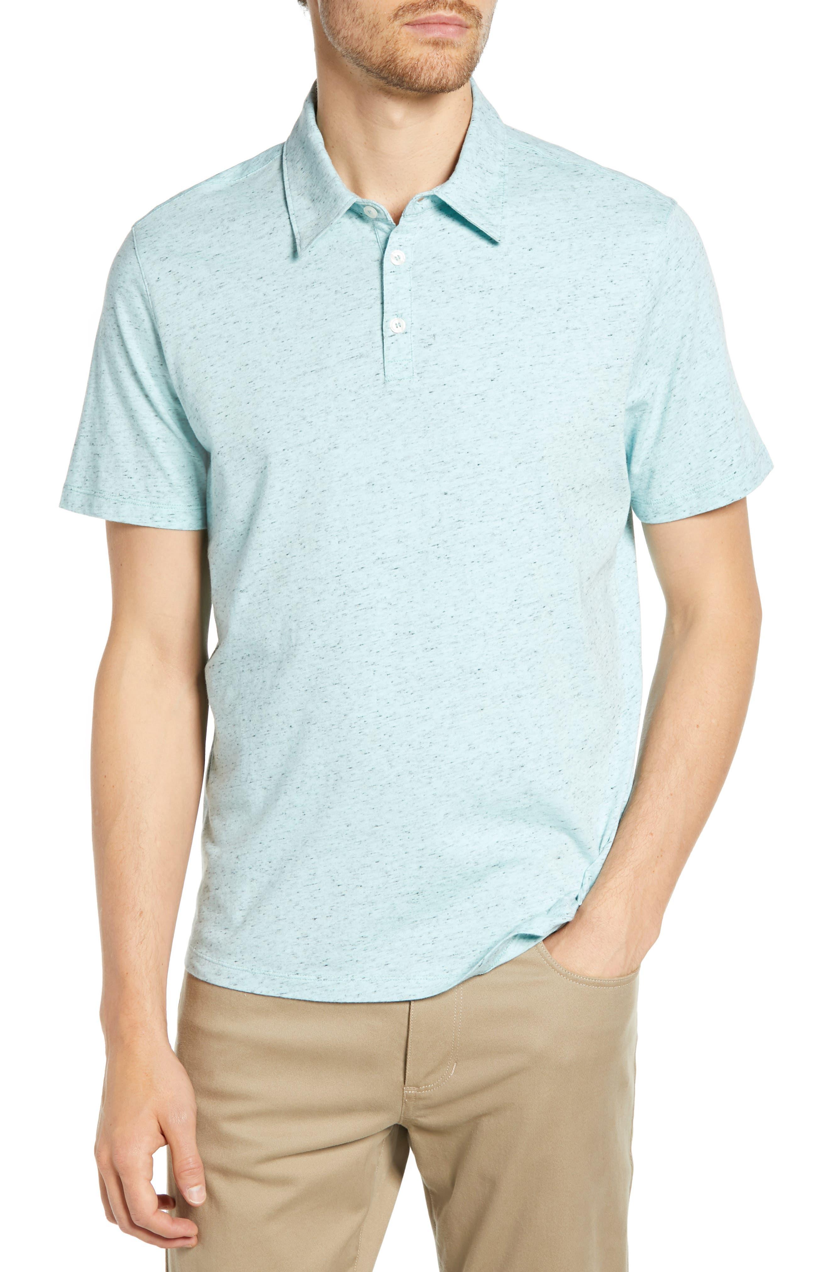 ,                             Cadler Regular Fit Polo Shirt,                             Main thumbnail 1, color,                             435
