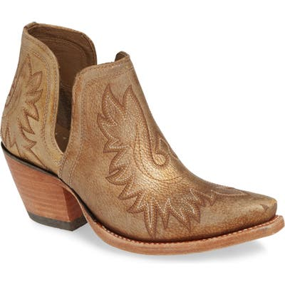 Ariat Dixon Bootie, Metallic