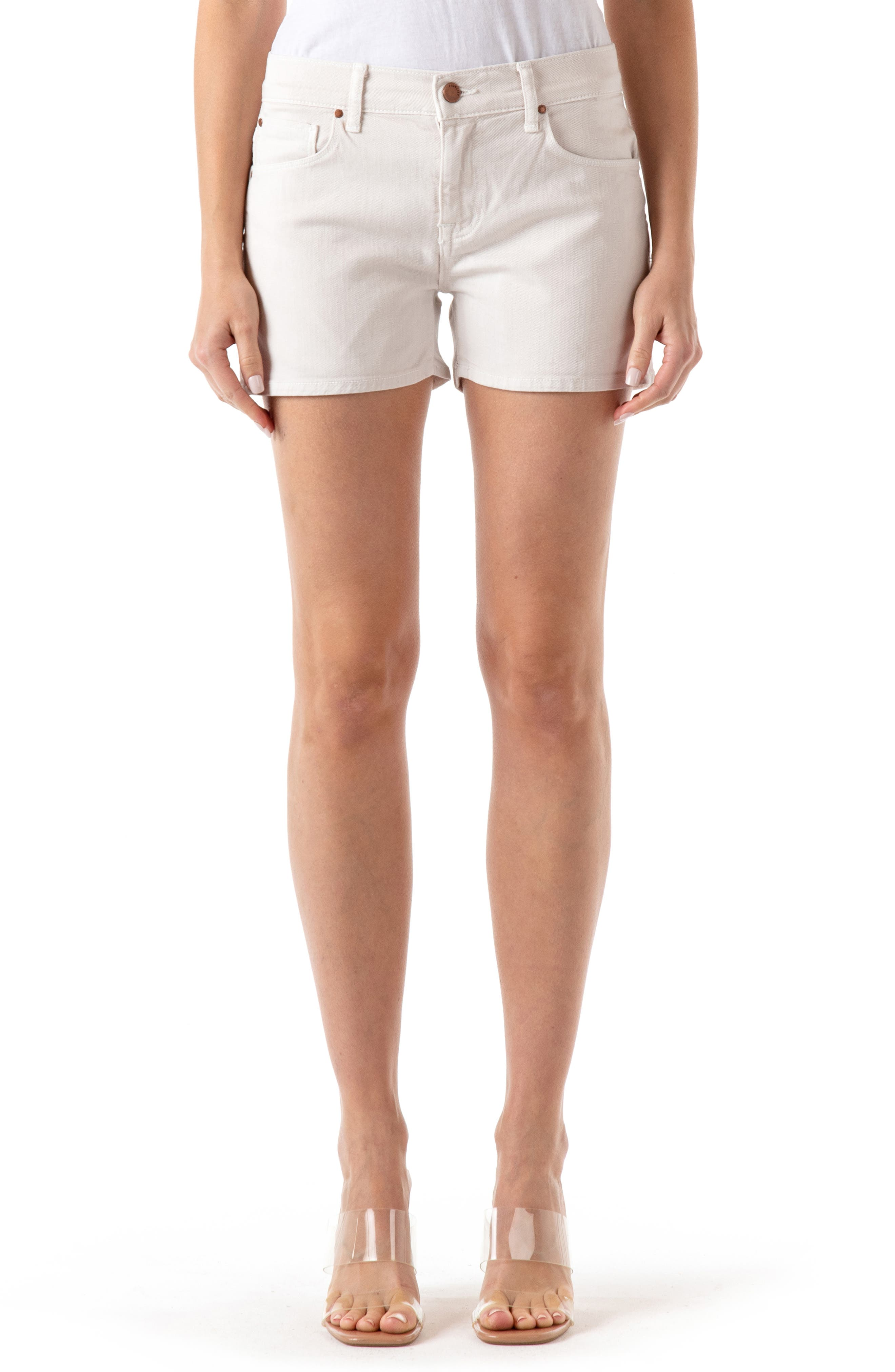 Women's Fidelity Malibu High Waist Denim Shorts