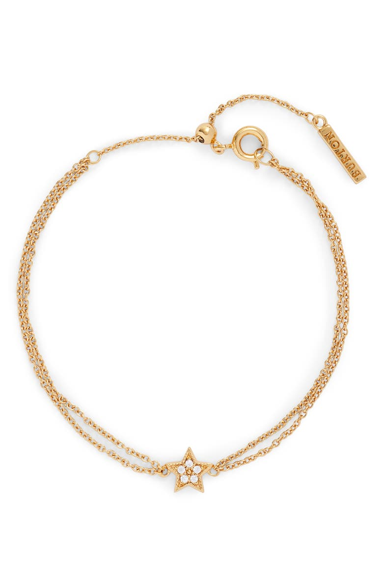 OLIVIA BURTON Celestial Star Chain Bracelet, Main, color, 710