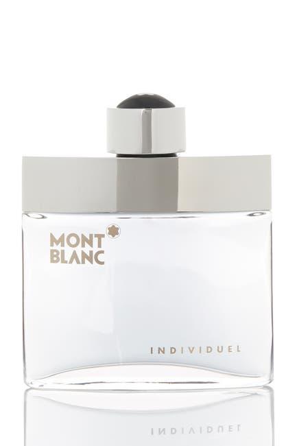 Image of Montblanc Mont Blanc Individuel Eau De Toilette 1.7fl oz