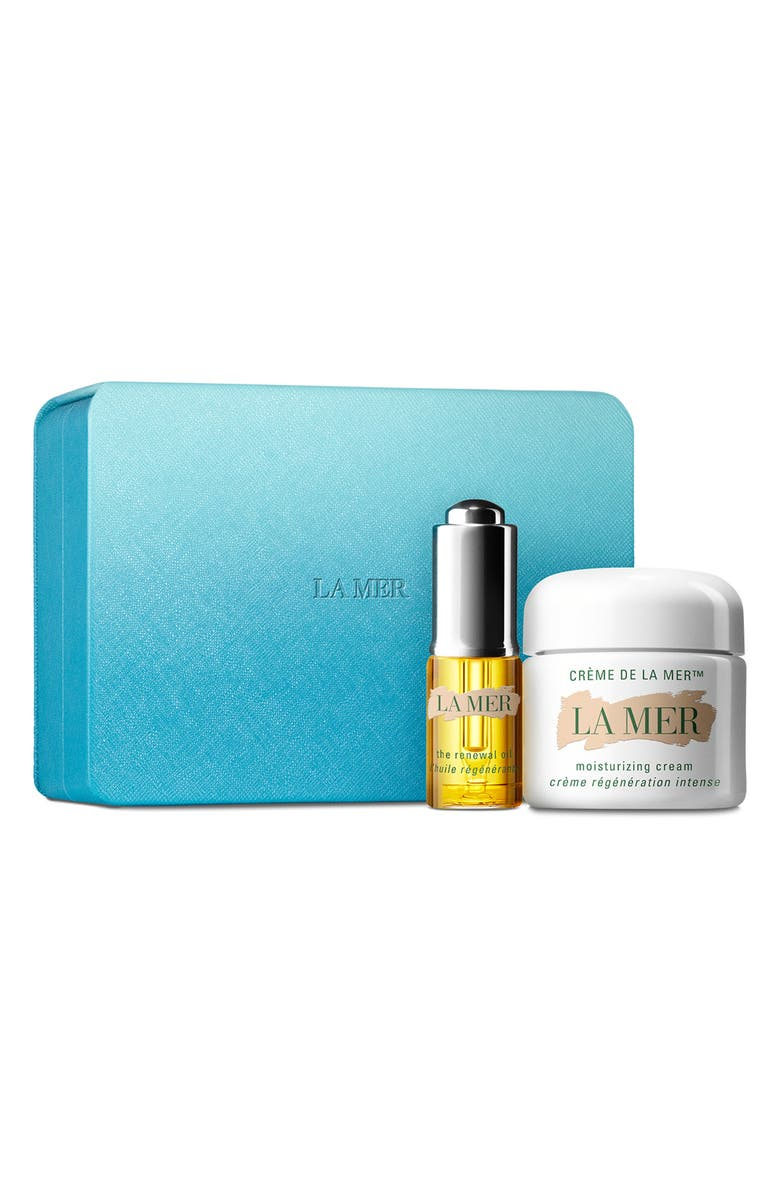 LA MER The Signature Glow Duo, Main, color, NO COLOR