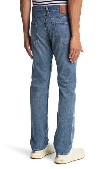 Image of ALEX MILL Straight Leg Denim Jeans