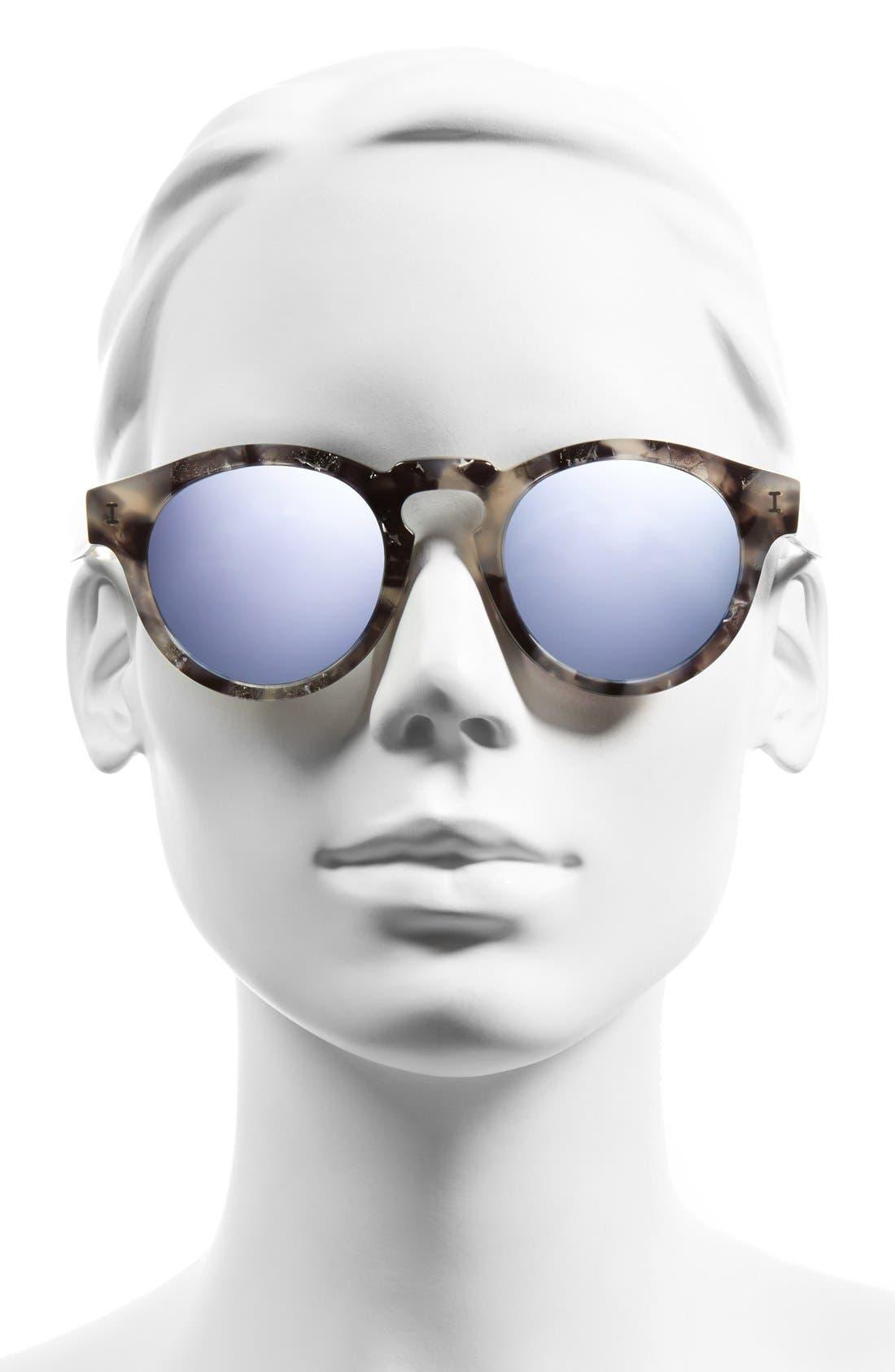 ,                             'Leonard' 47mm Sunglasses,                             Alternate thumbnail 24, color,                             018