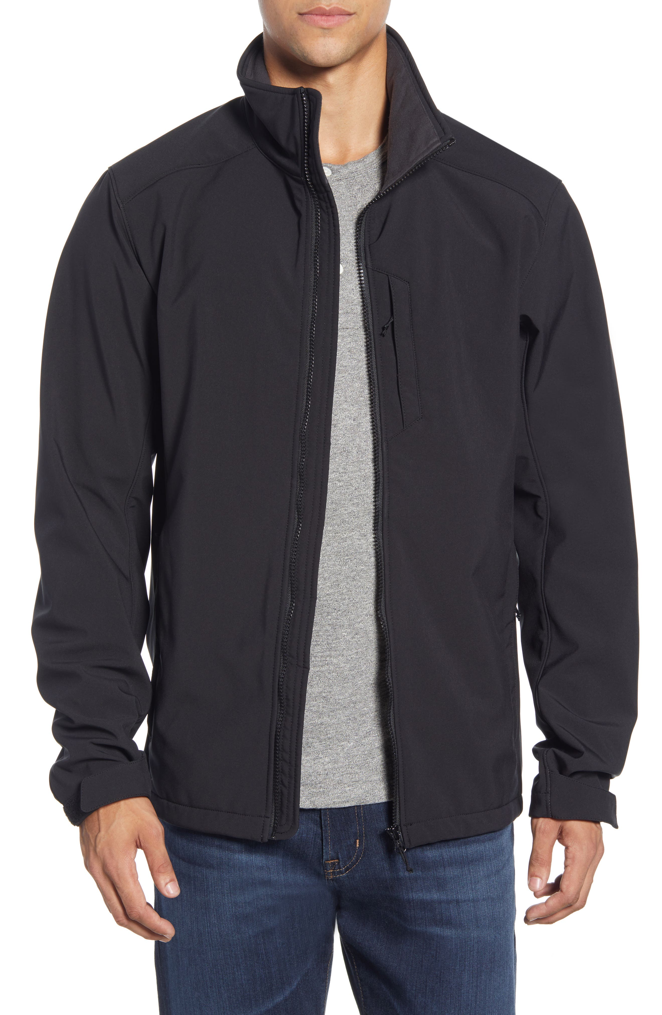 Paramount Water Resistant Softshell Jacket