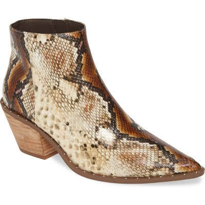 Charles By Charles David Plato Bootie- Brown