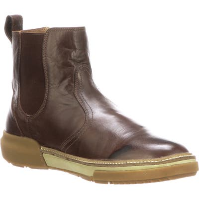 Lucchese After-Ride Chelsea Boot, Brown