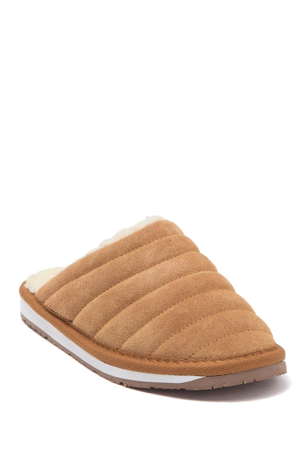 Image of Minnetonka Quilted Traditional Scuff Slipper