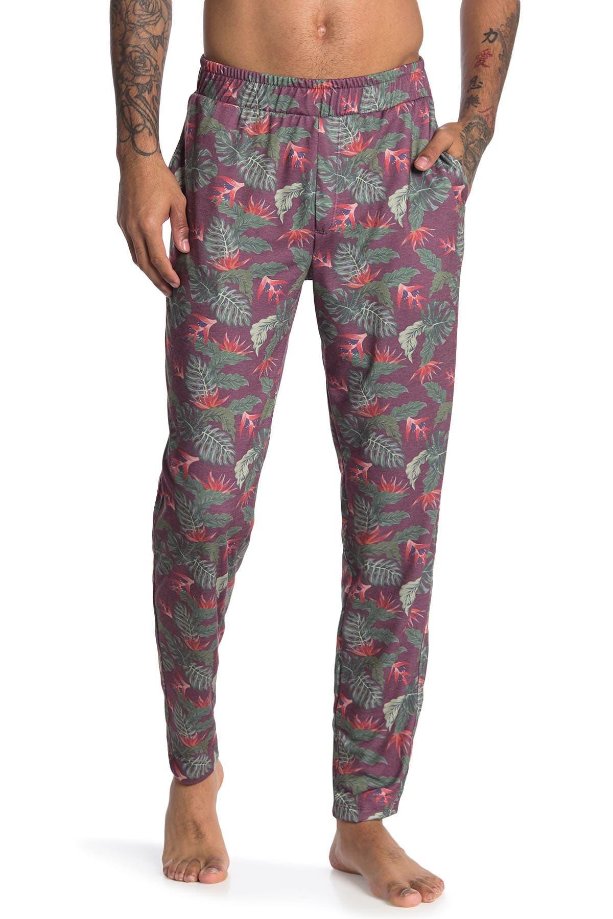 Image of COZY ROZY Baja Man Printed Lounge Pants