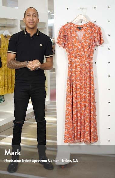 Cerisier Midi Dress, sales video thumbnail