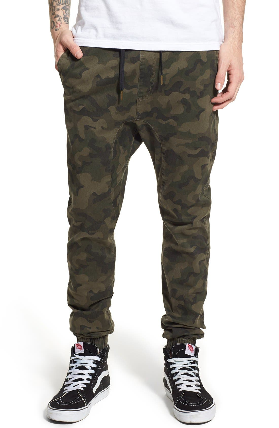 Men's Zanerobe Sureshot Skinny Fit Jogger Pants