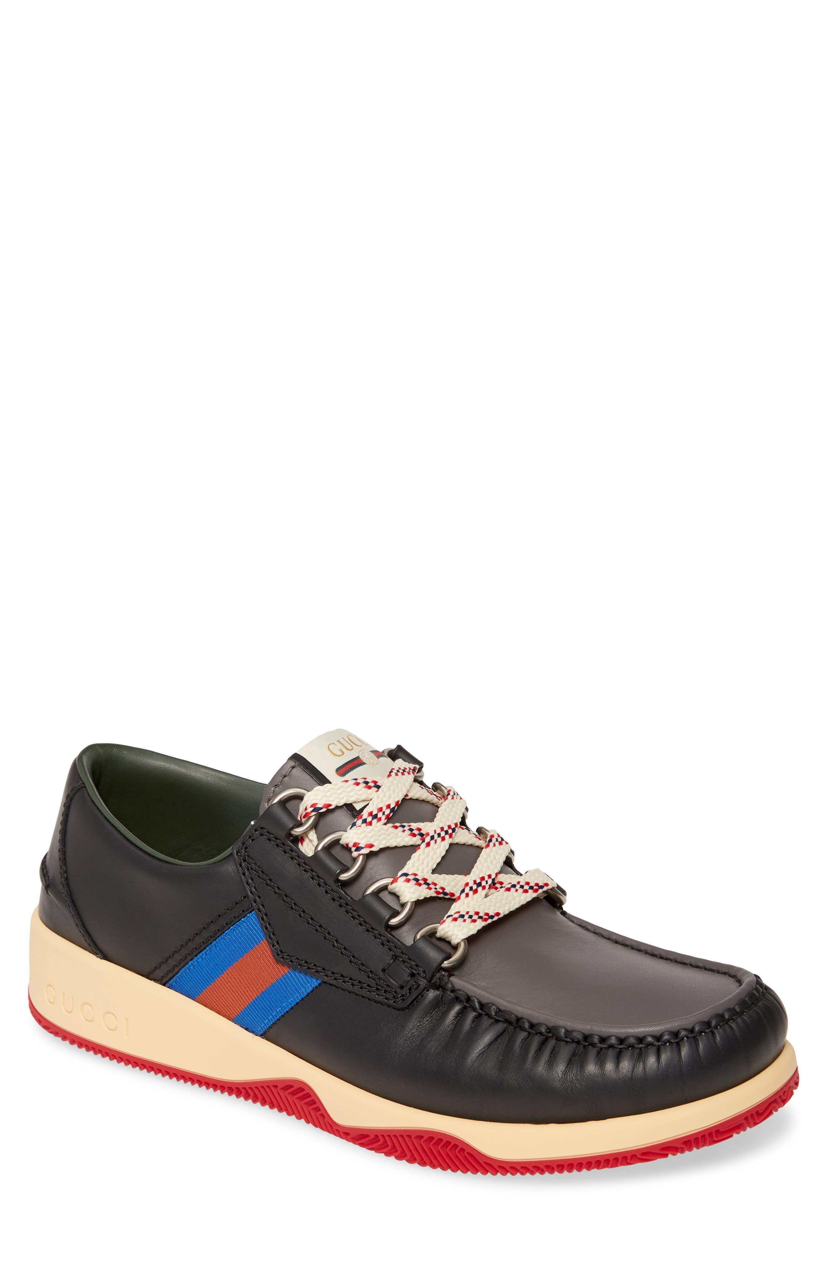 Gucci Boat Shoe (Men)   Nordstrom
