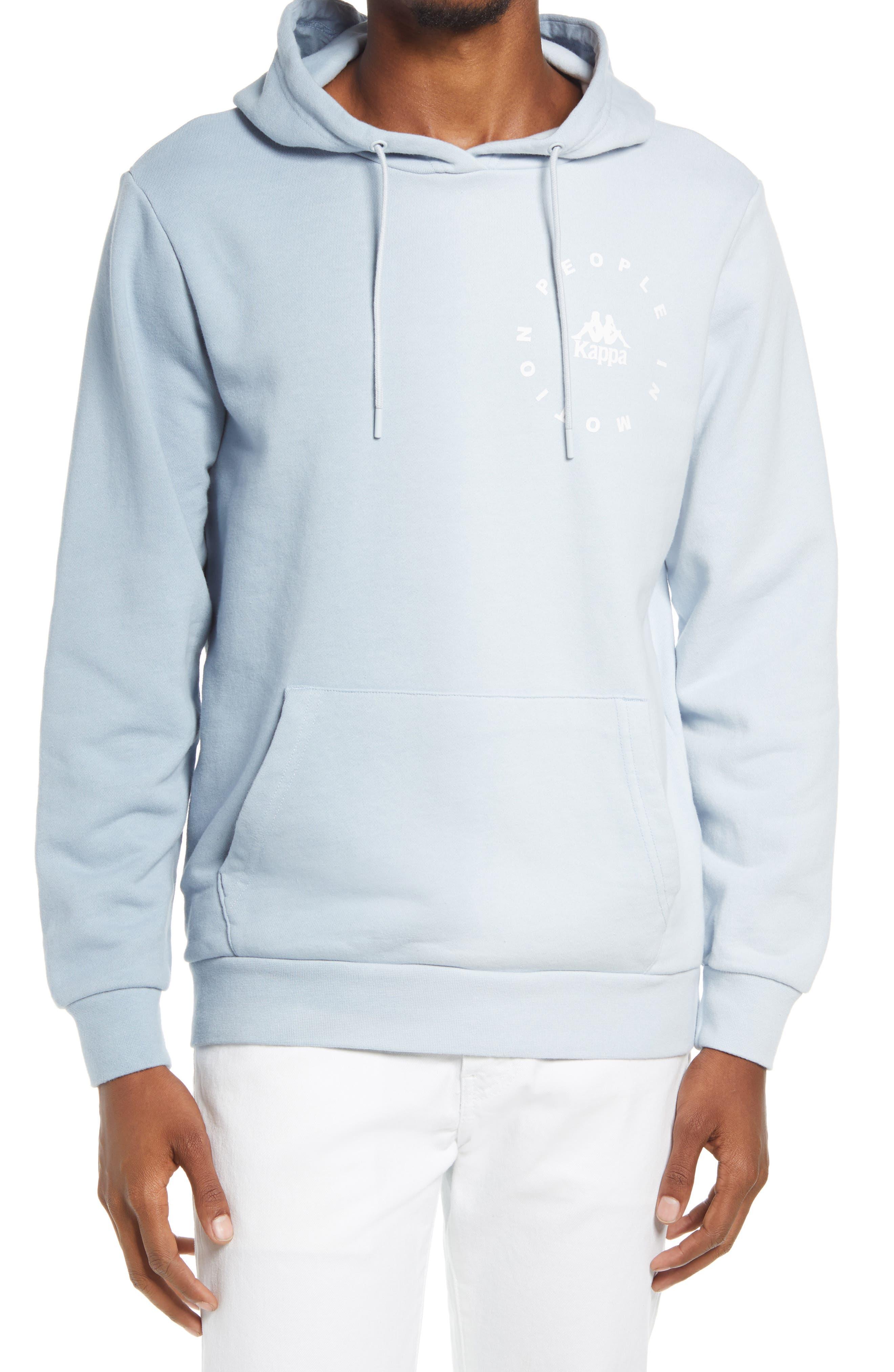 Authentic Diptado Dip Dye Logo Hooded Sweatshirt