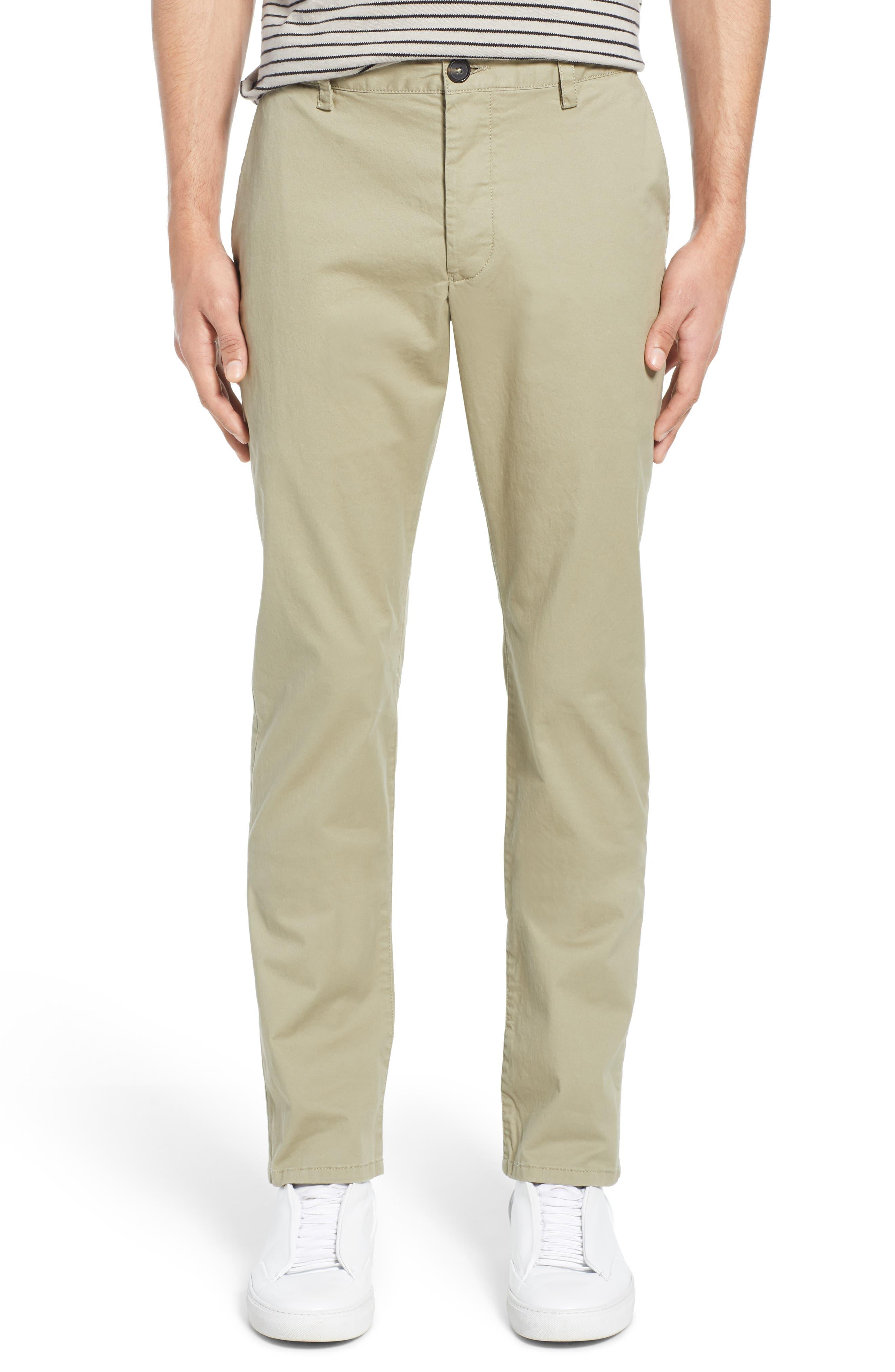 Machine Stretch Pants, Main, color, SILVER SAGE