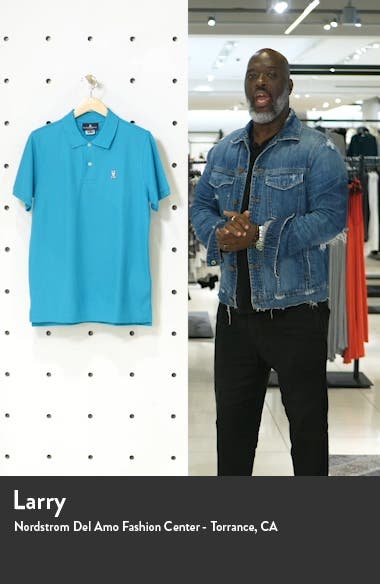 Classic Short Sleeve Pima Cotton Polo, sales video thumbnail