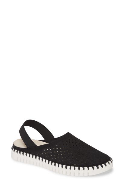 Ilse Jacobsen Sneakers TULIP PERFORATED SLINGBACK SNEAKER