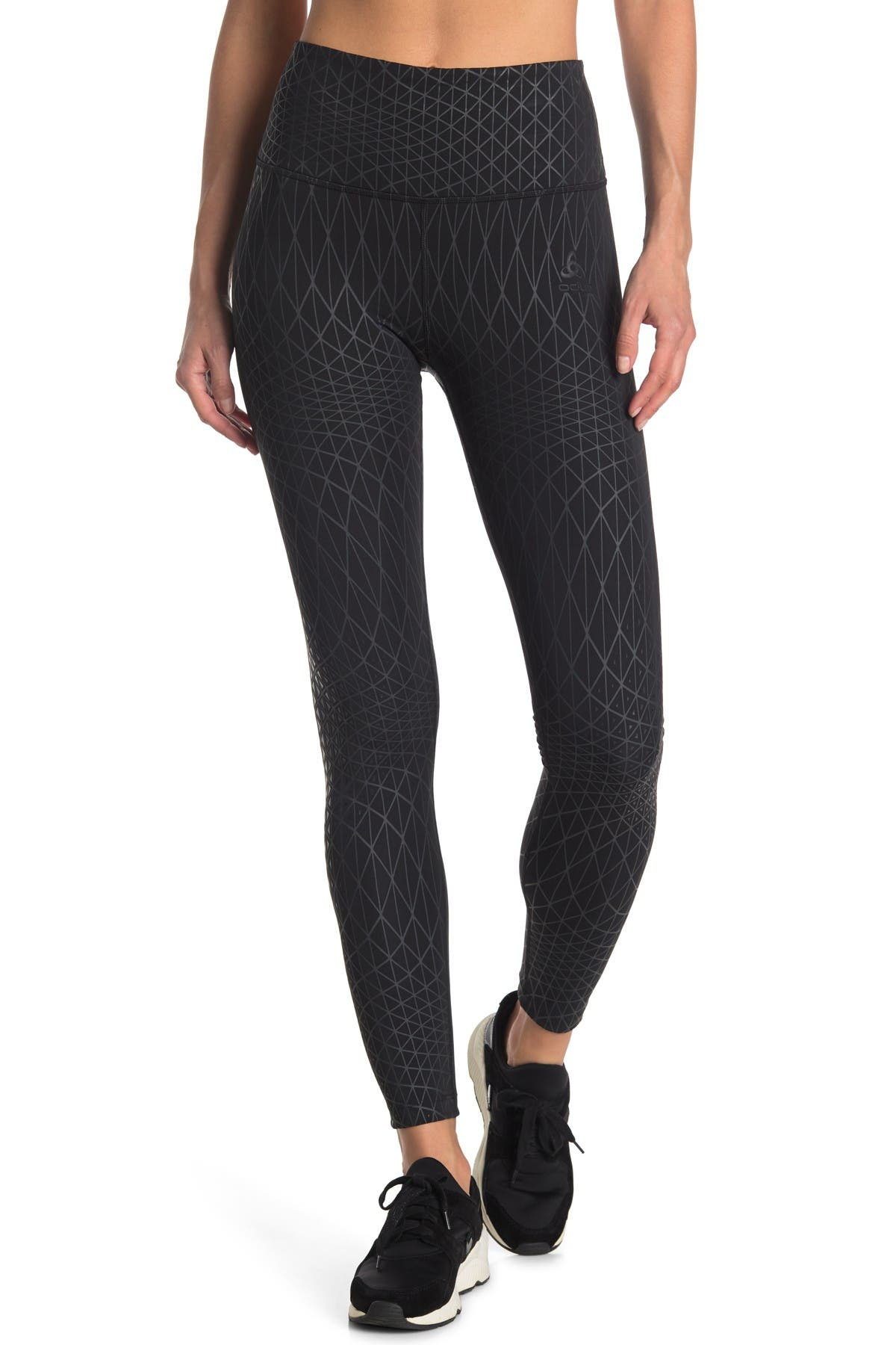 Image of Odlo Lou High Waisted Leggings