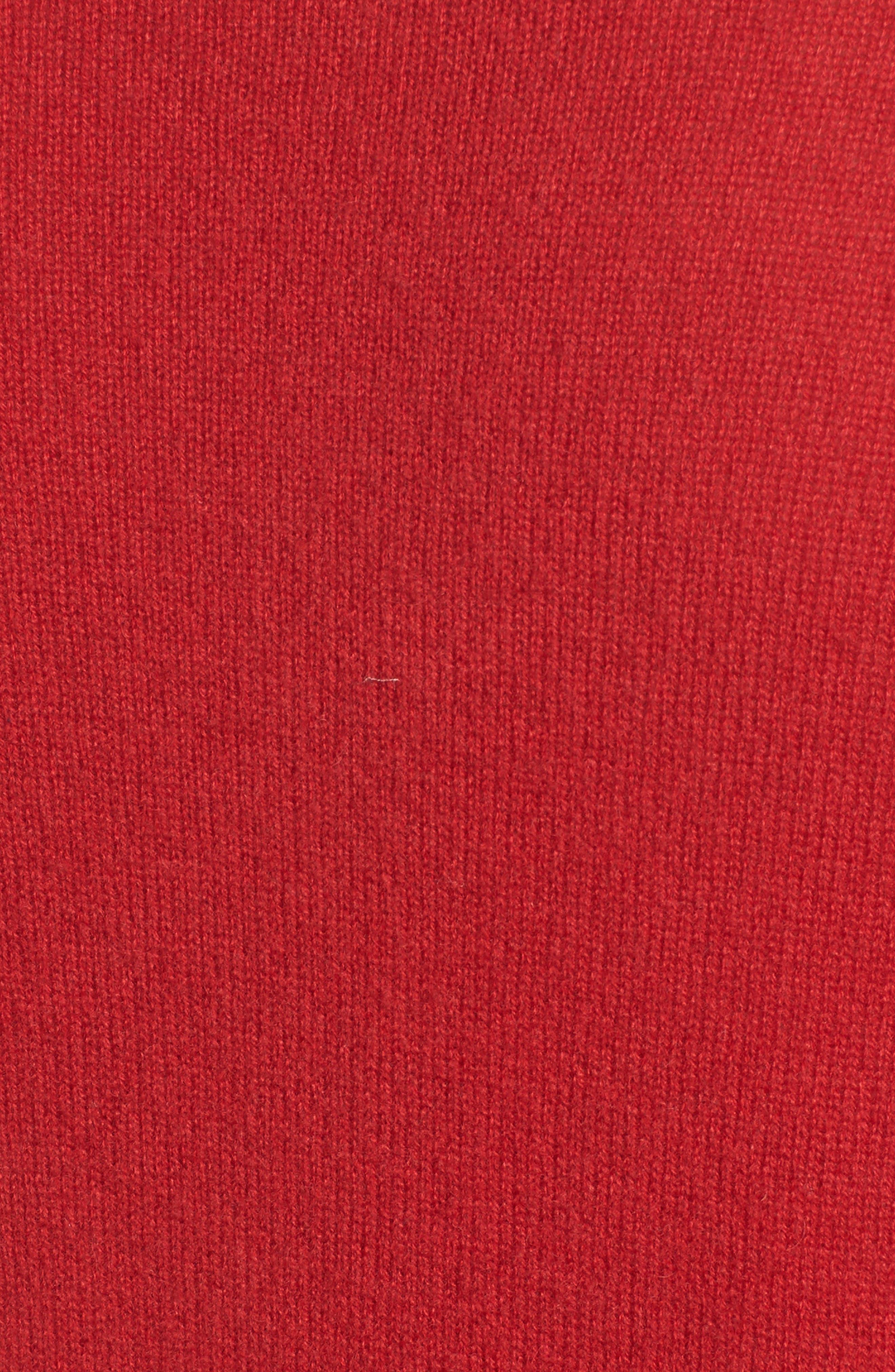 ,                             Crewneck Cashmere Sweater,                             Alternate thumbnail 138, color,                             600