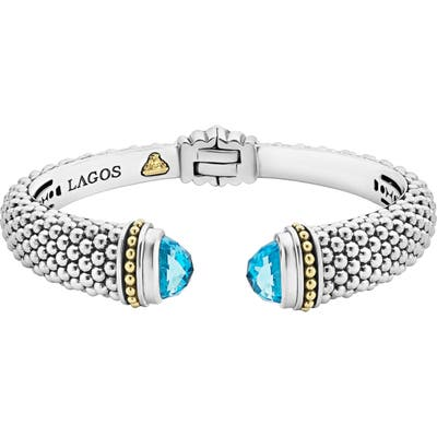 Lagos Caviar Color Cuff