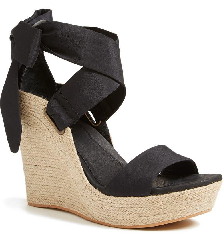 7cc4312fad UGG® 'Jules' Platform Wedge Sandal (Women)   Nordstrom