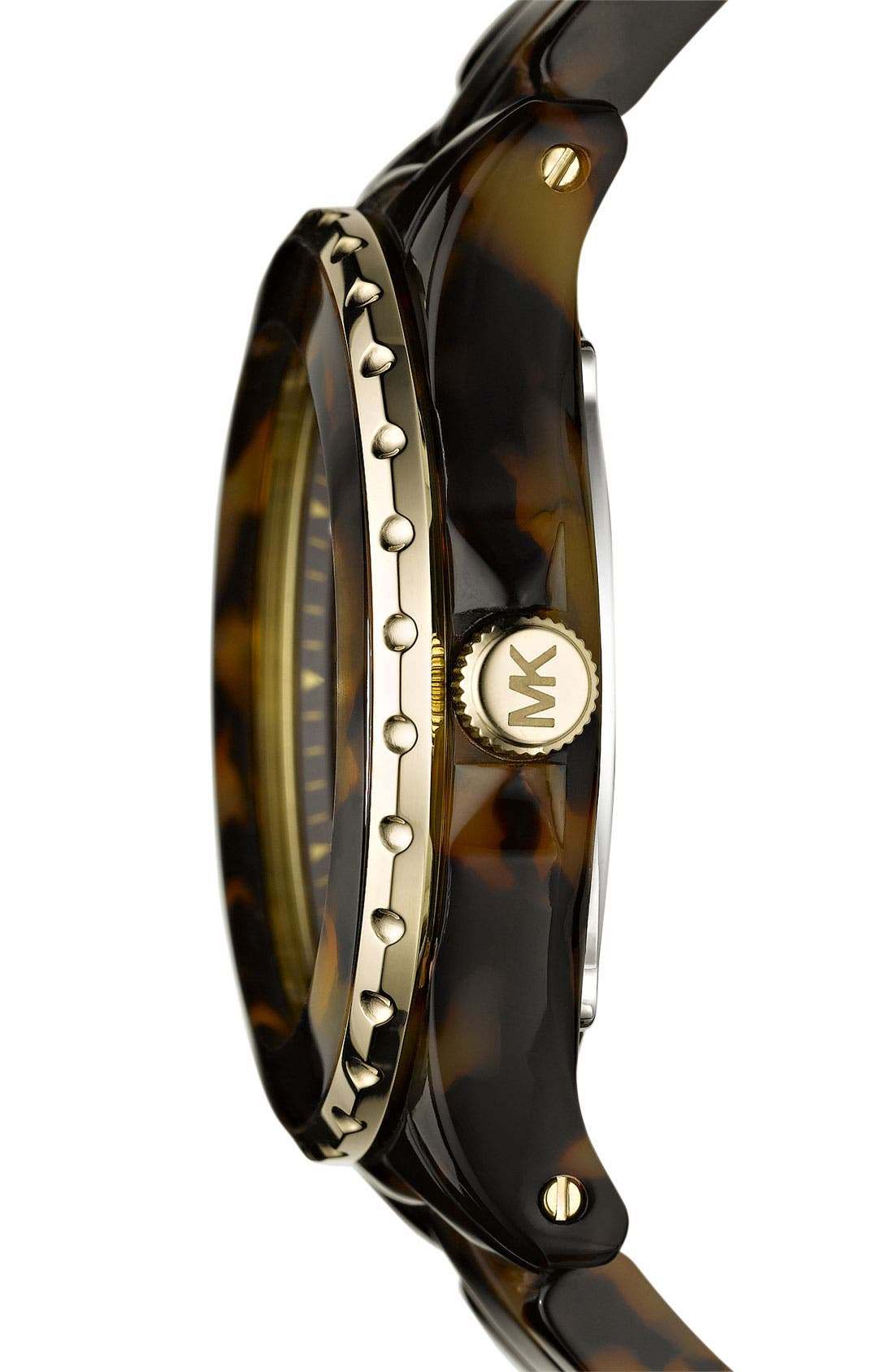 ,                             Michael Kors 'Jet Set' Crystal Index Watch,                             Main thumbnail 1, color,                             200