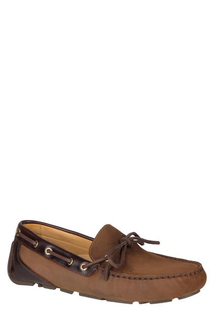 Image of Sperry Gold Harpswell Tie Driving Shoe
