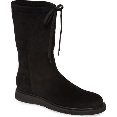 Aquatalia Camillia Weatherproof Boot- Black
