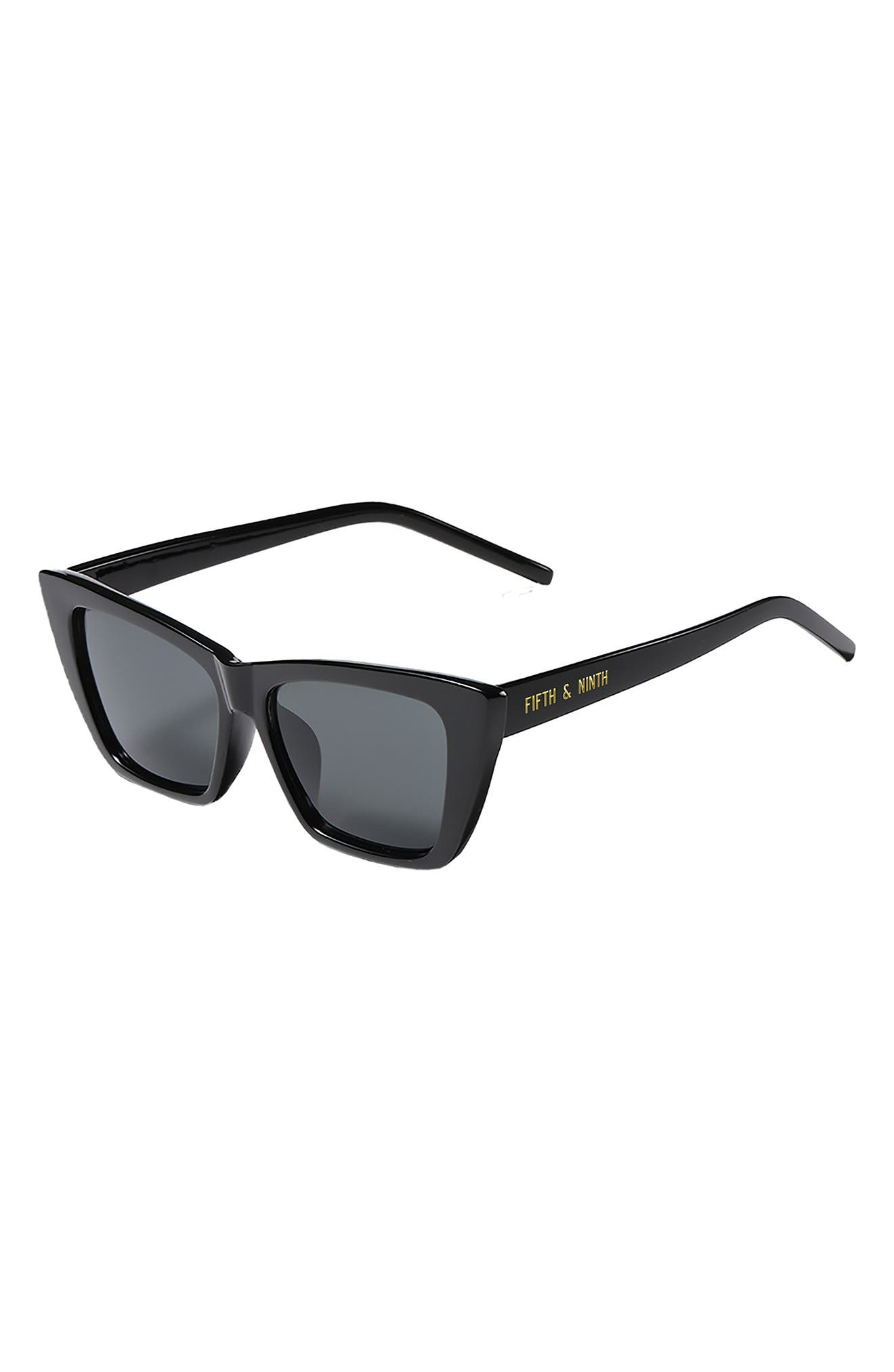 Ainsley 68mm Cat Eye Sunglasses